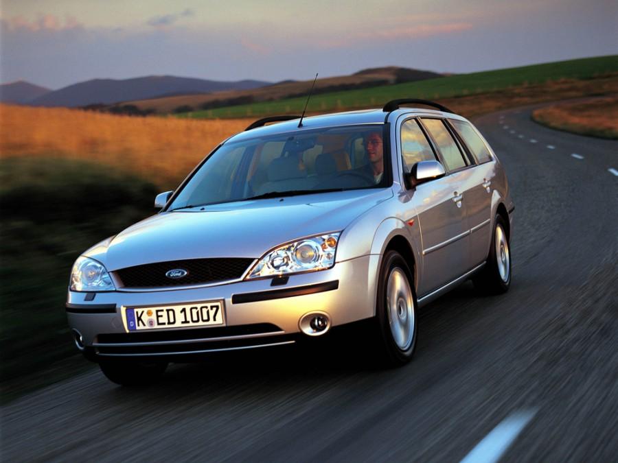 Ford Mondeo универсал, 2000–2005, 3 поколение - отзывы, фото и характеристики на Car.ru