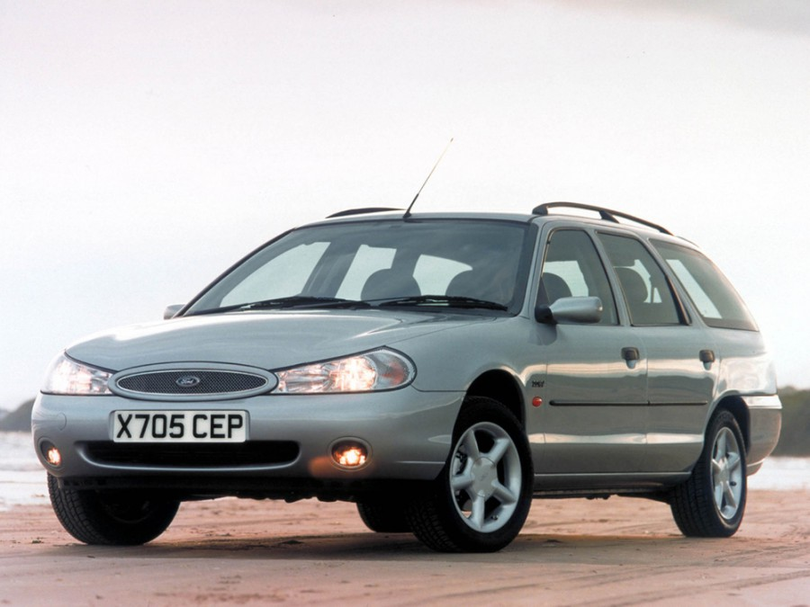 Ford Mondeo универсал, 1996–2000, 2 поколение - отзывы, фото и характеристики на Car.ru