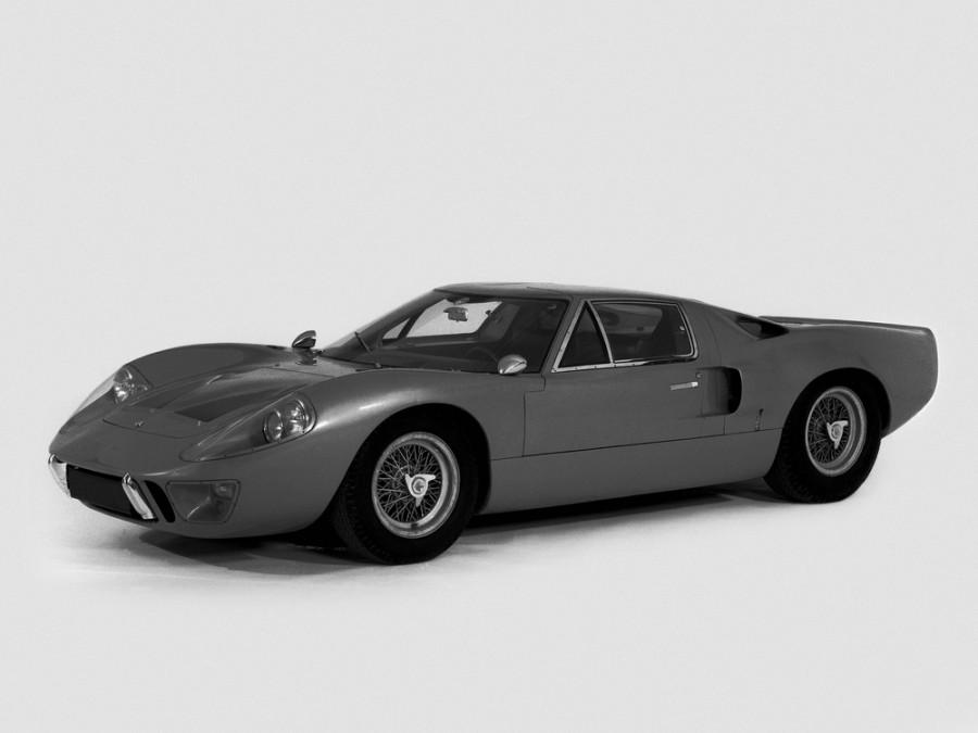 Ford GT40 купе, 1967–1968, Mk III - отзывы, фото и характеристики на Car.ru