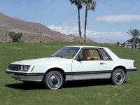 Ford Mustang, 3 поколение, Купе, 1978–1993