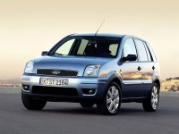 Ford Fusion, 1 поколение, Хетчбэк, 2002–2005