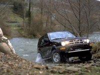 Ford Maverick, 1 поколение [рестайлинг], Внедорожник 3-дв., 1996–1998
