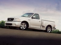 Ford F-Series, 10 поколение, F-150 svt lighting пикап 2-дв., 1996–2003