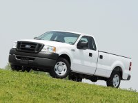 Ford F-Series, 11 поколение, F-150 regularcab пикап 4-дв., 2004–2008
