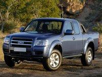 Ford Ranger, 3 поколение, Rapcab пикап 2-дв., 2007–2009