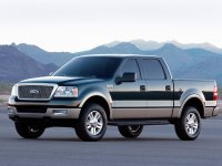 Ford F-Series, 11 поколение, F-150 supercrew пикап, 2004–2008