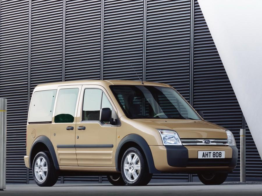 Ford Tourneo Connect минивэн, 2003–2009, 1 поколение - отзывы, фото и характеристики на Car.ru