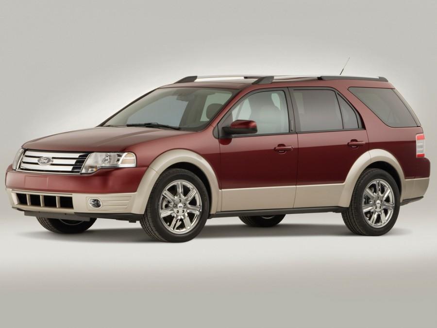 Ford Taurus X кроссовер, 2008–2009, 1 поколение - отзывы, фото и характеристики на Car.ru