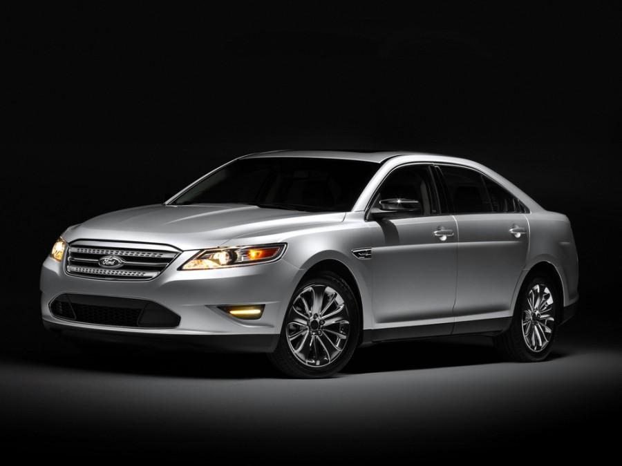 Ford Taurus седан, 2009–2016, 6 поколение - отзывы, фото и характеристики на Car.ru