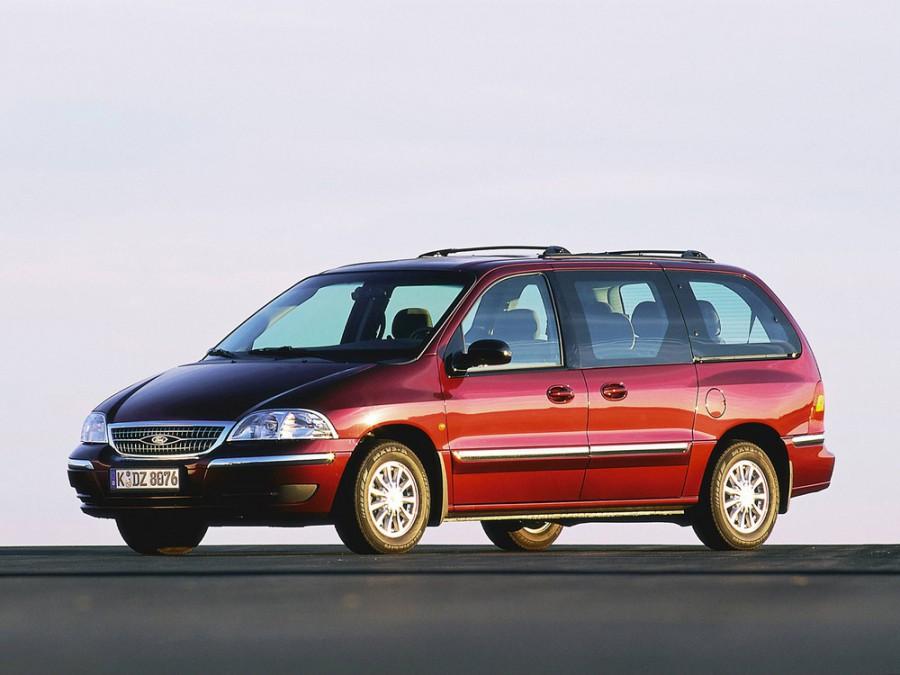 Ford Windstar минивэн, 1999–2003, 2 поколение - отзывы, фото и характеристики на Car.ru