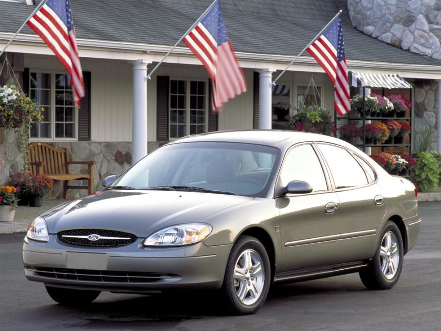 Ford Taurus седан, 2000–2007, 4 поколение - отзывы, фото и характеристики на Car.ru