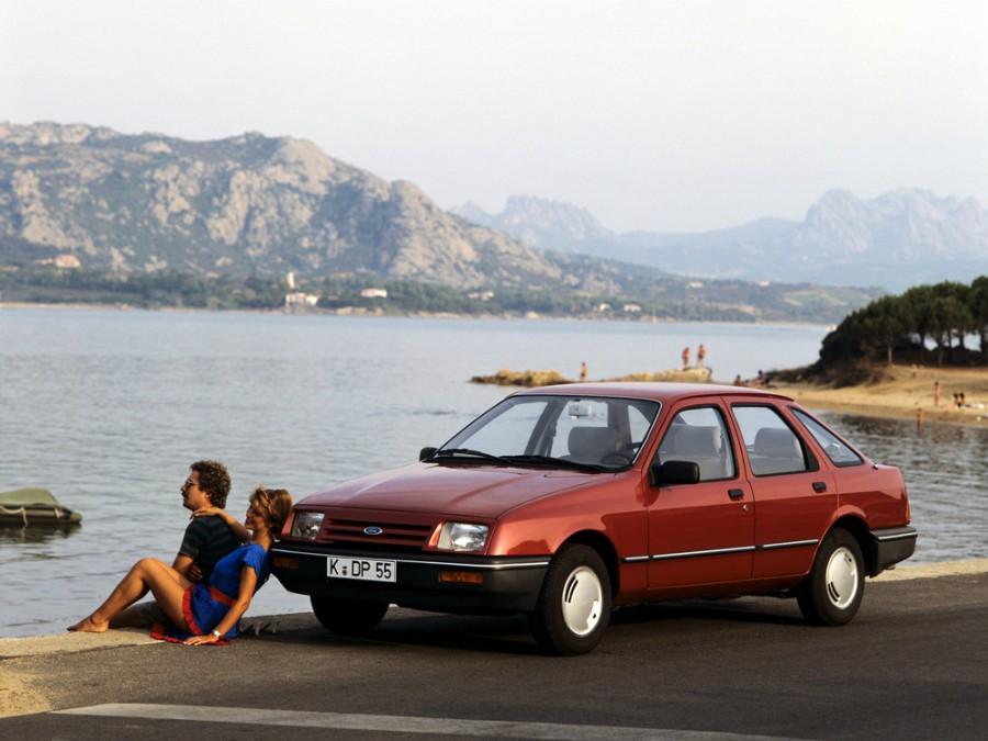 Ford Sierra хетчбэк 5-дв., 1982–1987, 1 поколение - отзывы, фото и характеристики на Car.ru