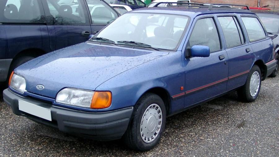 Ford Sierra универсал, 1987–1993, 1 поколение [рестайлинг] - отзывы, фото и характеристики на Car.ru