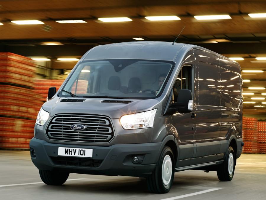 Ford Transit Van фургон, 2014–2016, 7 поколение - отзывы, фото и характеристики на Car.ru