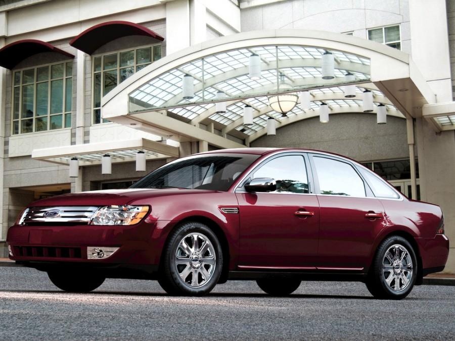 Ford Taurus седан, 2008–2009, 5 поколение - отзывы, фото и характеристики на Car.ru