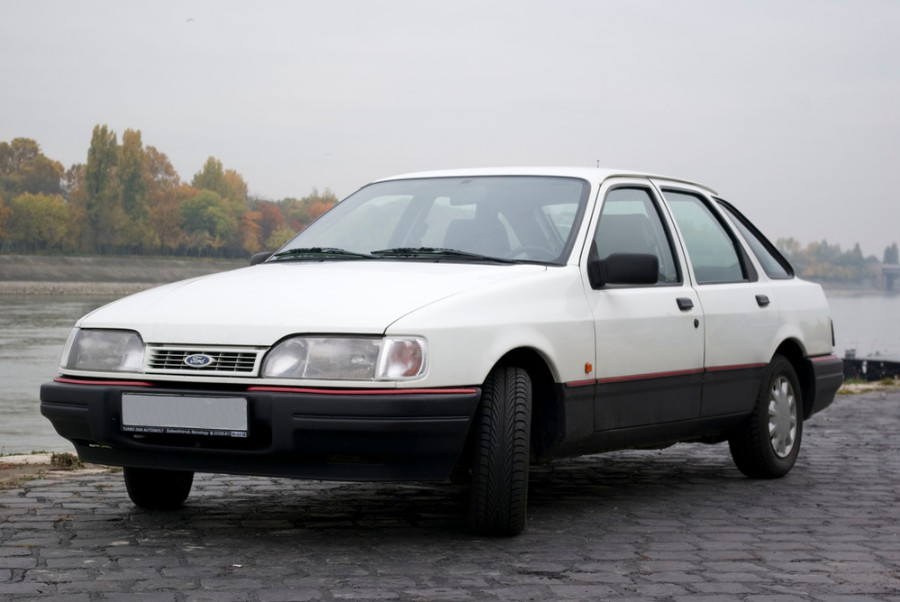 Ford Sierra хетчбэк 5-дв., 1987–1993, 1 поколение [рестайлинг] - отзывы, фото и характеристики на Car.ru