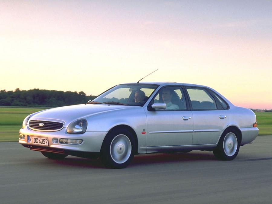 Ford Scorpio седан, 1994–1998, 2 поколение - отзывы, фото и характеристики на Car.ru