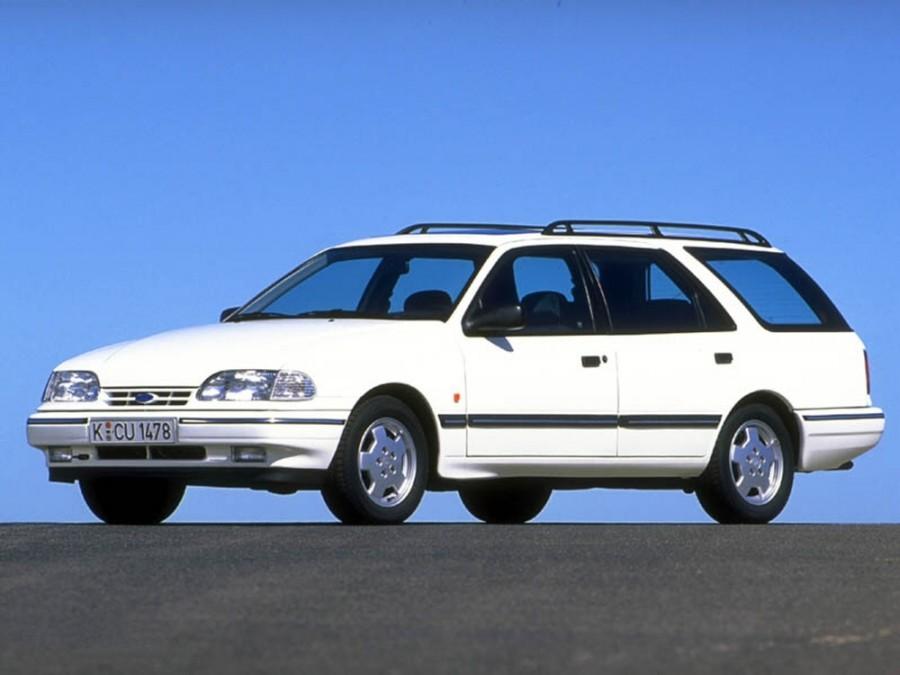 Ford Scorpio Turnier универсал, 1992–1994, 1 поколение [рестайлинг] - отзывы, фото и характеристики на Car.ru