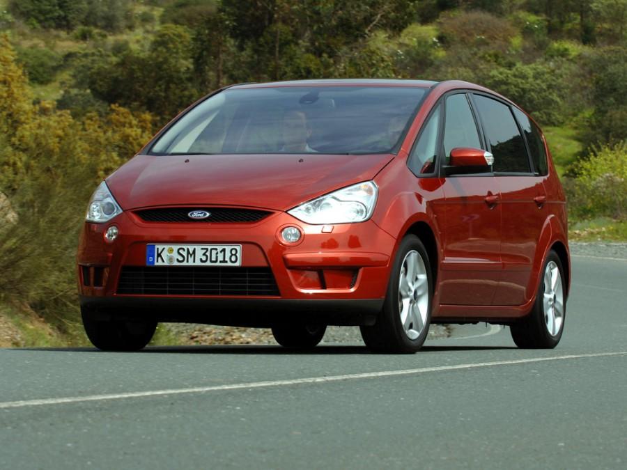 Ford S-MAX минивэн, 2006–2010, 1 поколение - отзывы, фото и характеристики на Car.ru