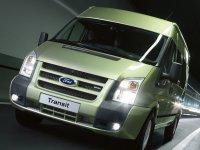 Ford Transit, 6 поколение, Kombi микроавтобус 5-дв., 2006–2015