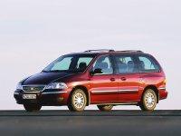 Ford Windstar, 2 поколение, Минивэн, 1999–2003