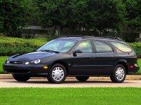 Ford Taurus, 3 поколение, Универсал, 1996–1999