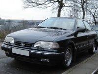 Ford Scorpio, 1 поколение [рестайлинг], Хетчбэк, 1992–1994