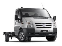 Ford Transit, 6 поколение, Chassis cab шасси 2-дв., 2006–2015