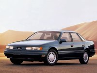 Ford Taurus, 2 поколение, Седан, 1992–1995