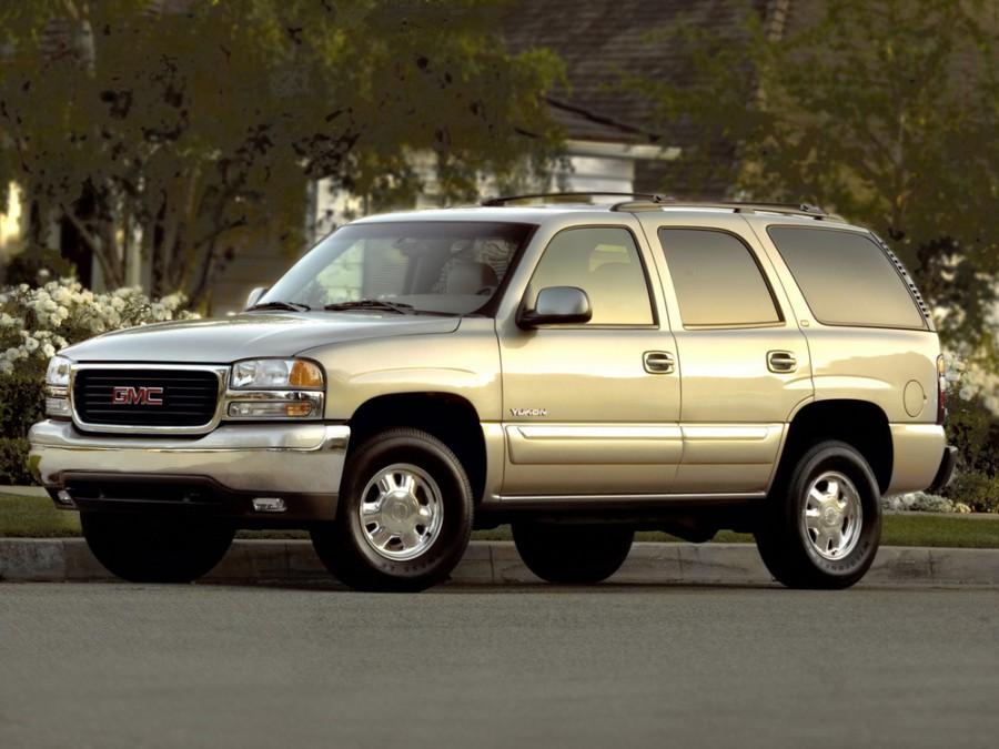 Gmc Yukon внедорожник, 2000–2006, GMT800 - отзывы, фото и характеристики на Car.ru