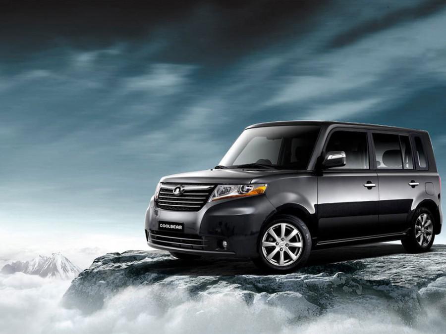 GreatWall CoolBear хетчбэк, 2009–2014, 1 поколение - отзывы, фото и характеристики на Car.ru