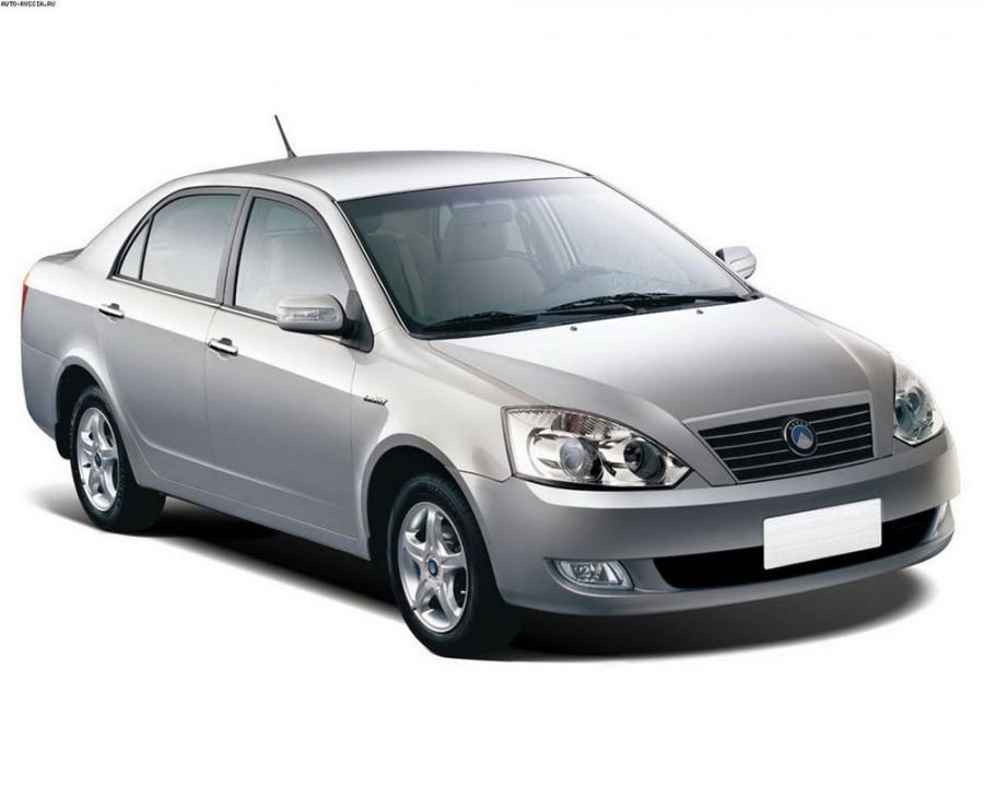 Geely Vision седан, 2008–2010, 1 поколение - отзывы, фото и характеристики на Car.ru