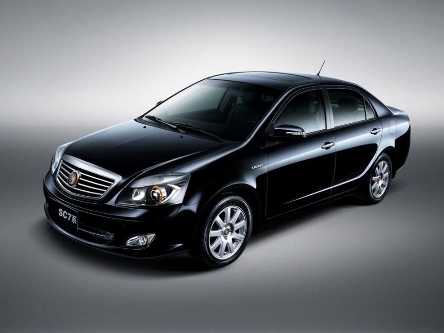 Geely SC7 седан, 2013–2016, 1 поколение - отзывы, фото и характеристики на Car.ru