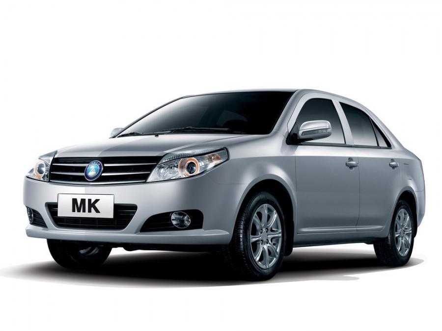 Geely MK 08 седан 4-дв., 2009–2015, 1 поколение [рестайлинг] - отзывы, фото и характеристики на Car.ru