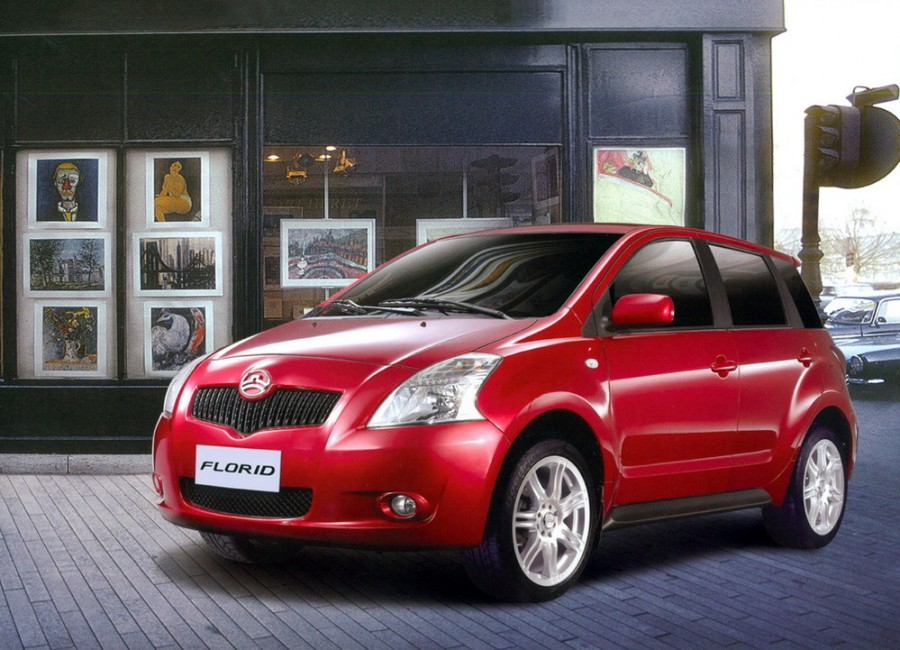 GreatWall Florid хетчбэк, 2009–2014, 1 поколение - отзывы, фото и характеристики на Car.ru