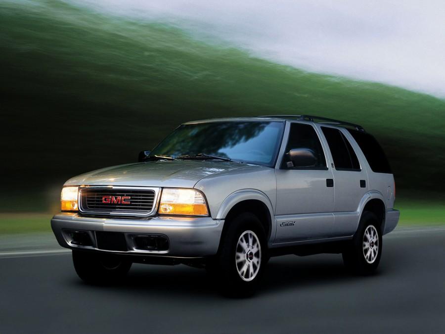 Gmc Jimmy внедорожник 5-дв., 1994–2001, 2 поколение - отзывы, фото и характеристики на Car.ru
