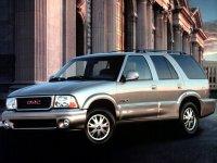 Gmc Envoy, 1 поколение, Кроссовер, 1997–2001