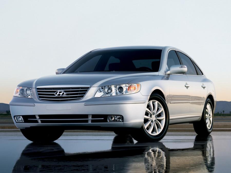 Hyundai Azera седан, 2005–2010, TG - отзывы, фото и характеристики на Car.ru