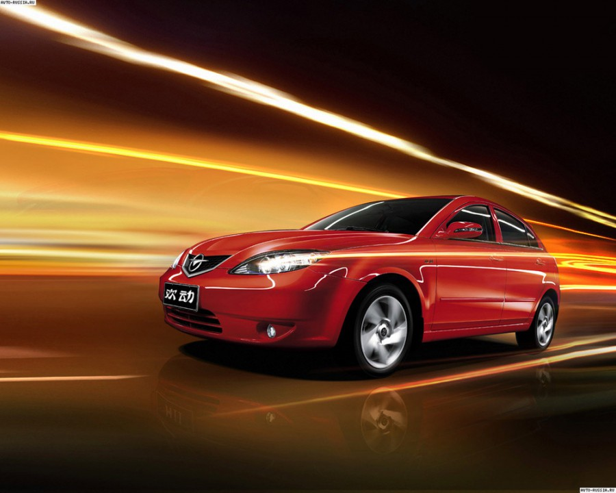 Haima 3 хетчбэк, 2010–2013, 1 поколение - отзывы, фото и характеристики на Car.ru