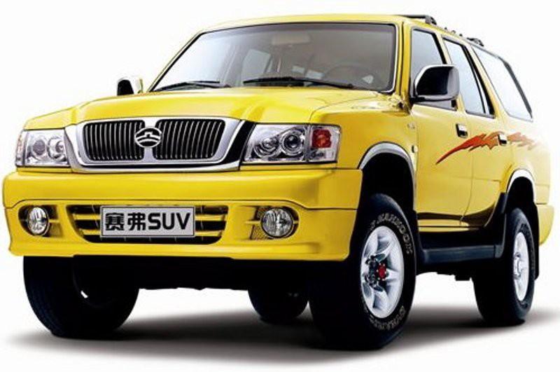 GreatWall Safe внедорожник, 2004–2014, 1 поколение - отзывы, фото и характеристики на Car.ru