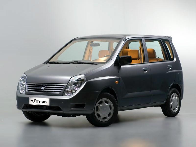 Hafei Simbo хетчбэк, 2006–2014, 1 поколение - отзывы, фото и характеристики на Car.ru
