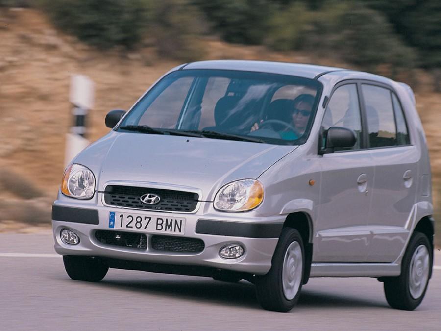 Hyundai Atos хетчбэк, 2001–2003, 1 поколение [рестайлинг] - отзывы, фото и характеристики на Car.ru
