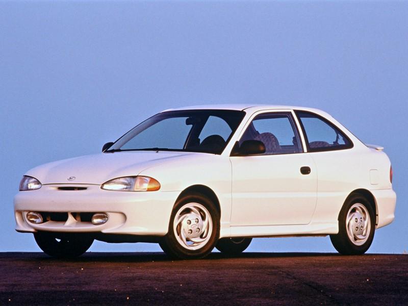 Hyundai Accent хетчбэк 3-дв., 1994–1997, X3 - отзывы, фото и характеристики на Car.ru