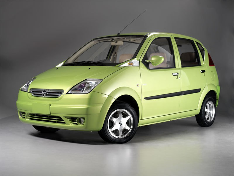 Hafei Brio хетчбэк, 2004–2014, 1 поколение - отзывы, фото и характеристики на Car.ru