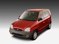Hyundai Atos, 1 поколение, Хетчбэк, 1997–2003