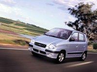 Hyundai Atos, 1 поколение, Хетчбэк, 1999–2001