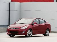 Hyundai Accent, RB, Седан, 2011–2016
