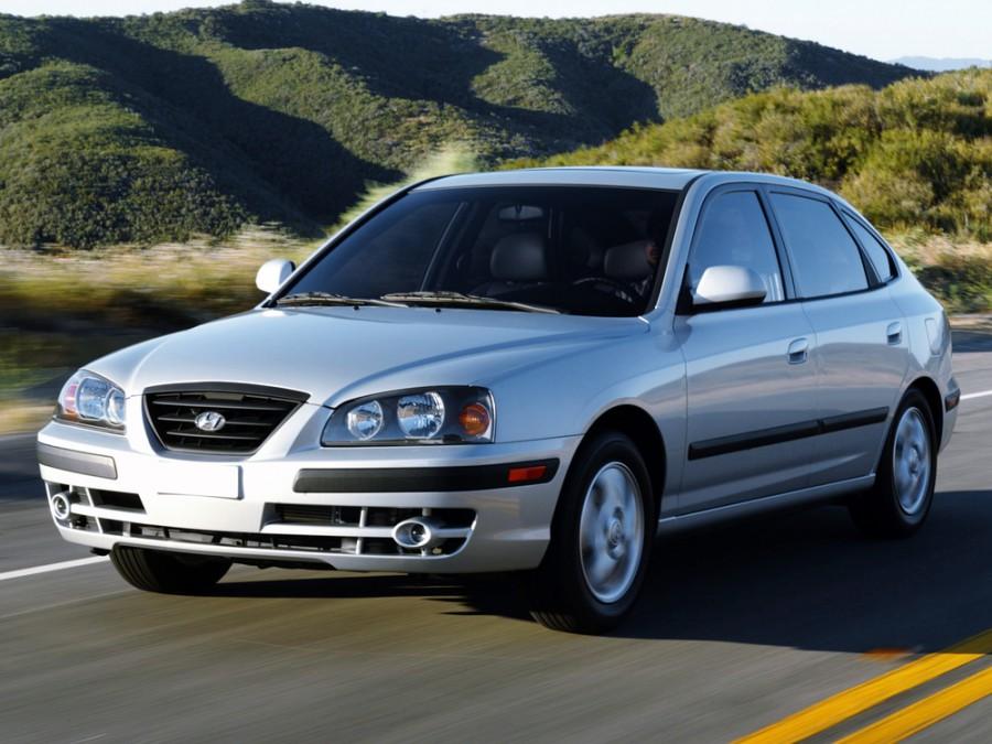 Hyundai Elantra хетчбэк, 2003–2006, XD [рестайлинг] - отзывы, фото и характеристики на Car.ru