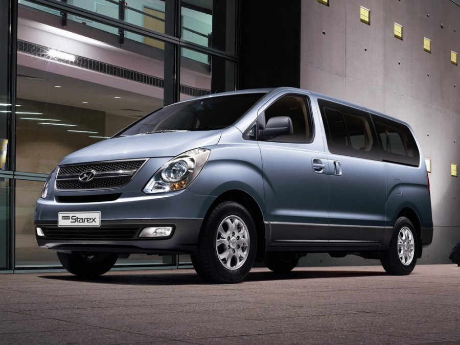 Hyundai H1 микроавтобус, 2007–2016, Grand Starex - отзывы, фото и характеристики на Car.ru