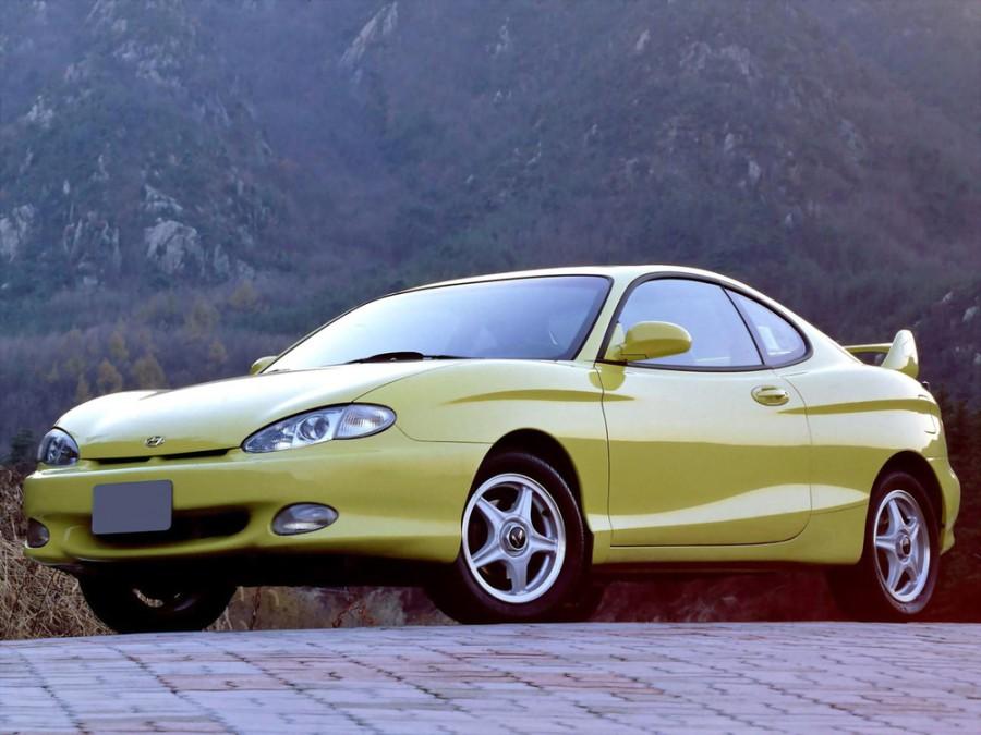 Hyundai Coupe купе, 1996–1999, RC - отзывы, фото и характеристики на Car.ru